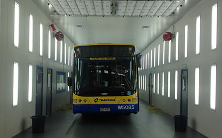 Bus Spraybooths