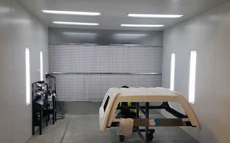 Budget Spray Booth Kits