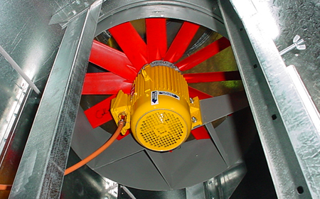 Truflow 187 Spray Booth Fans Exhaust Fans And Impellers