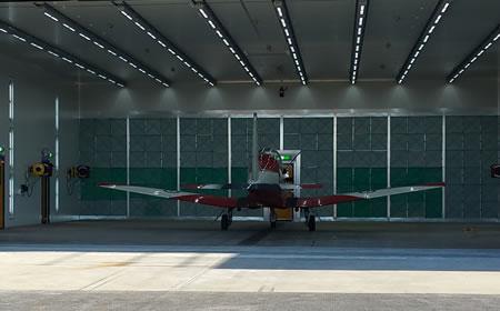 Hangar Spraybooths